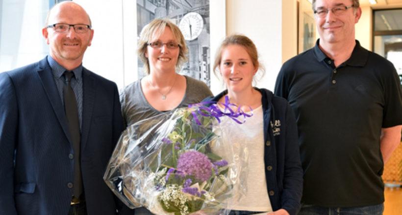 GDCh-Absolventenpreis 2017 für Alessa Schneider