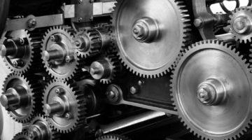 11 einfarbig getriebe industriell 159298